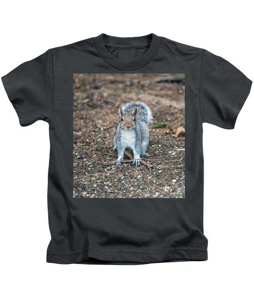 Squriel Full Face Kids T-Shirt