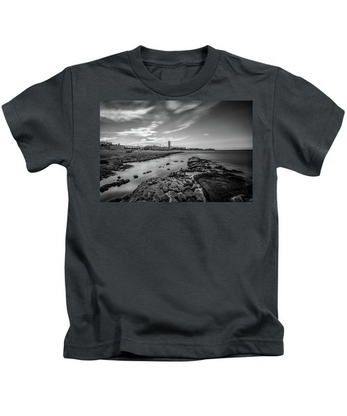 St. Julian's Bay View Kids T-Shirt