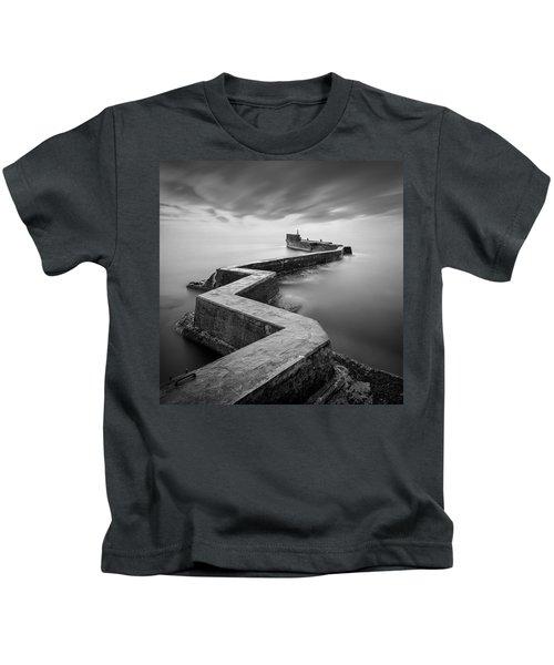 St Monans Breakwater Kids T-Shirt