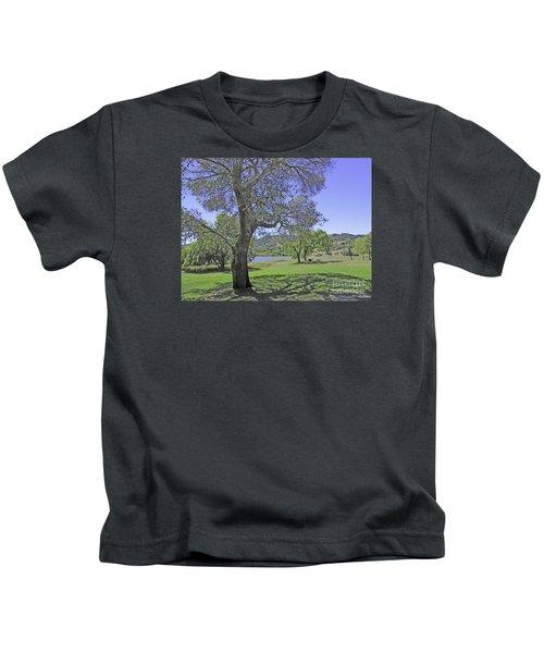 Stafford Lake Beauty Kids T-Shirt