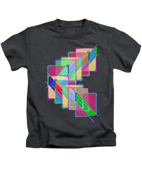 Stained Glass Kids T-Shirt