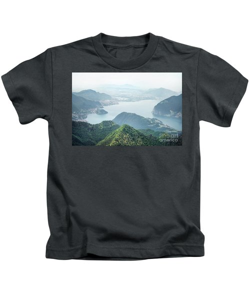 Stand In Awe Kids T-Shirt