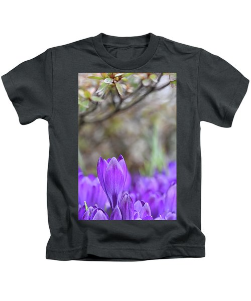 Standing Out From The Crowd Kids T-Shirt