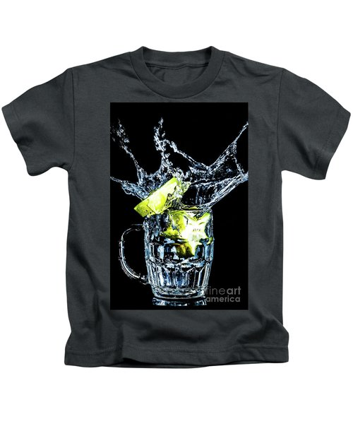Star Fruit Splash Kids T-Shirt