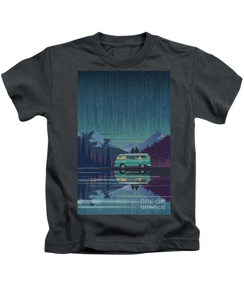 Star Light Vanlife Kids T-Shirt