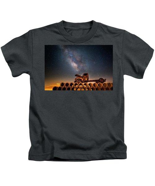 Star Struck Truck  Kids T-Shirt