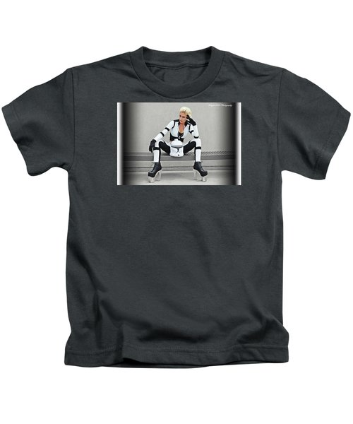 Star Wars By Knight 2000 Photography- Clone Trooper Kids T-Shirt