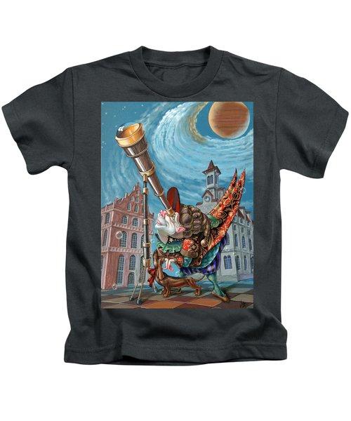 Stargazer Kids T-Shirt