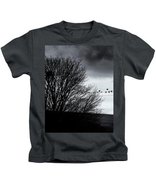 Starlings Roost Kids T-Shirt