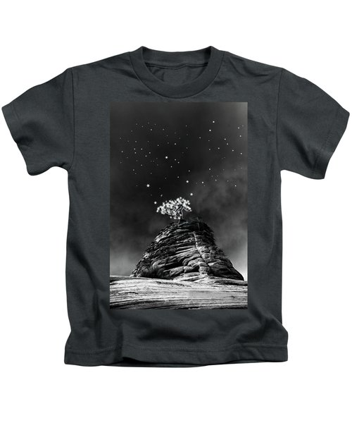 Stars At Night Kids T-Shirt