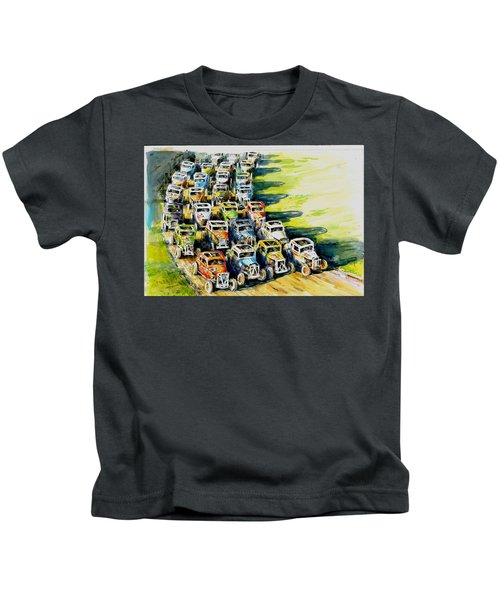 Starting Lineup Kids T-Shirt