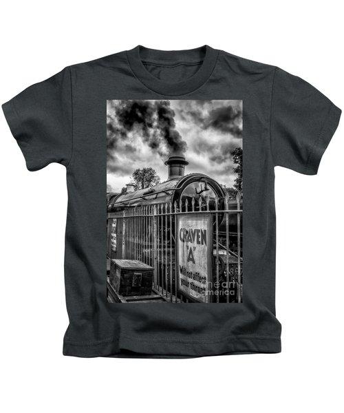 Station Sign Kids T-Shirt