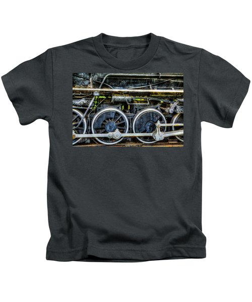 Steam Power Kids T-Shirt