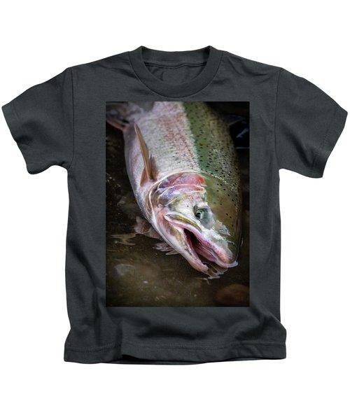Steelhead 1 Kids T-Shirt