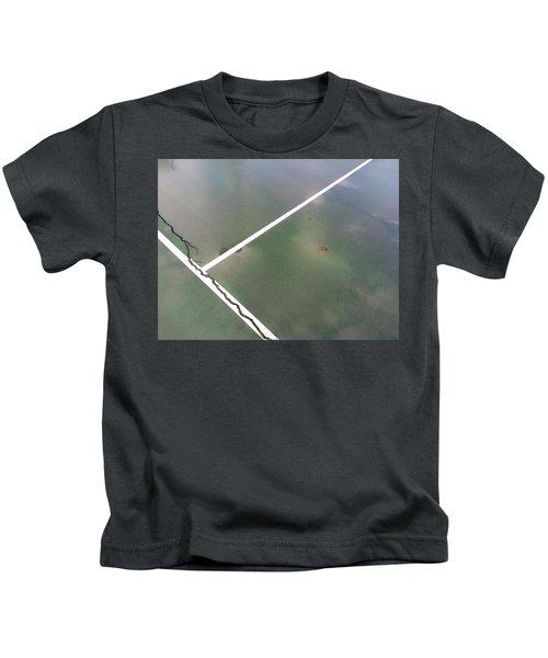Step On A Crack... Kids T-Shirt