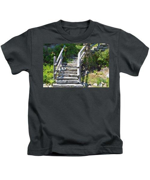 Stepping Up Kids T-Shirt