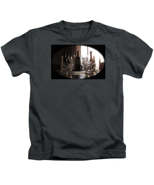 Still Life - The Crystal Elegance Experience Kids T-Shirt