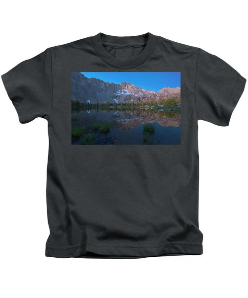 Stillness Speaks Kids T-Shirt