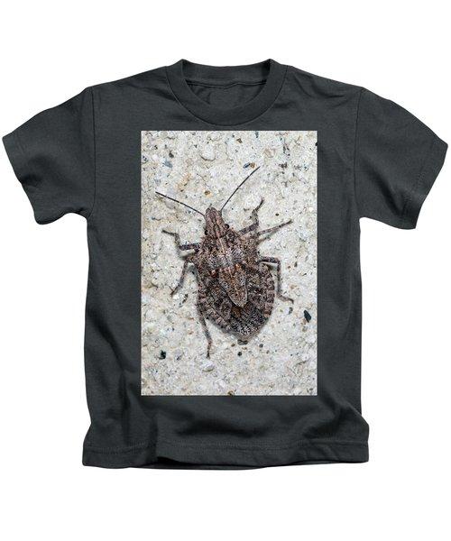 Stink Bug Kids T-Shirt