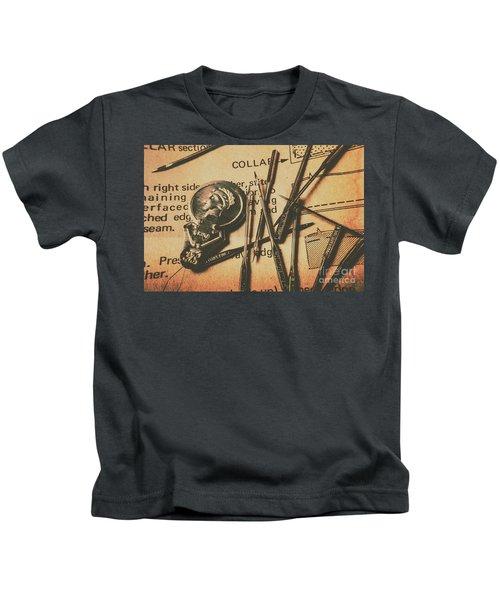 Stitching The Worn Kids T-Shirt