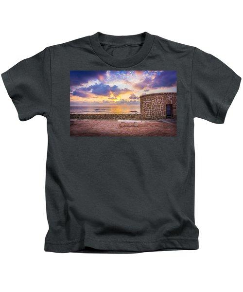 Stone Torre 1. Kids T-Shirt