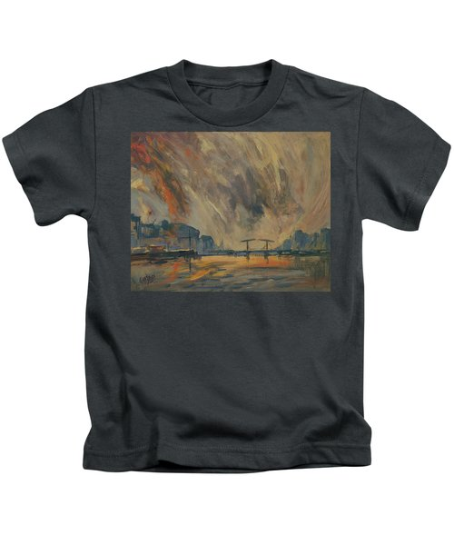 Storm 18012018 Amstel Amsterdam Kids T-Shirt
