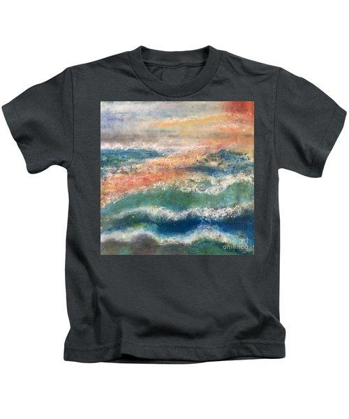 Laguna Sunset Kids T-Shirt