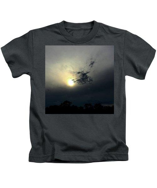 Strange Cloud Kids T-Shirt