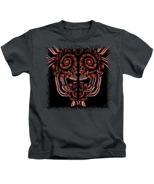 Strange Masque 2 Kids T-Shirt