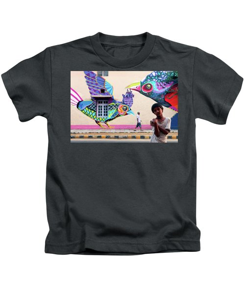 Street Art Kids T-Shirt