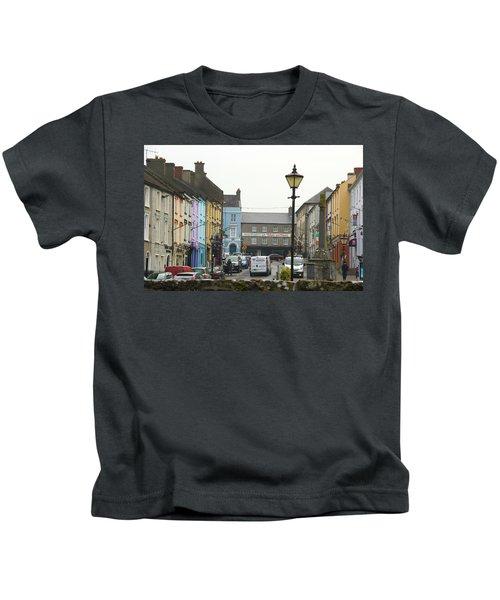 Streets Of Cahir Kids T-Shirt