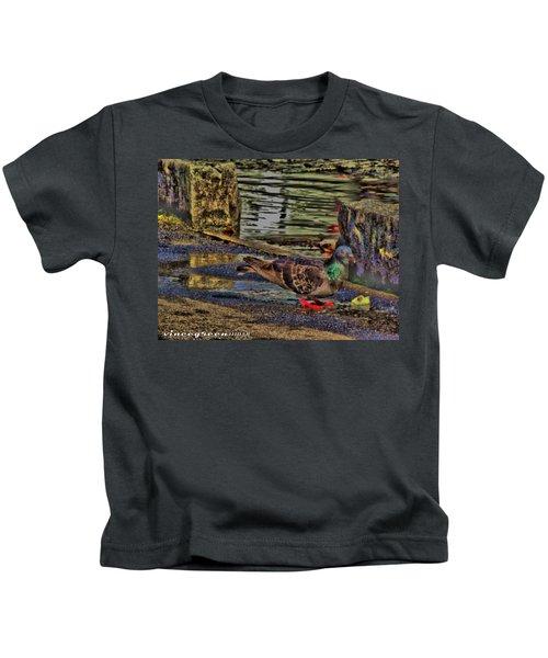 Street Walker Kids T-Shirt