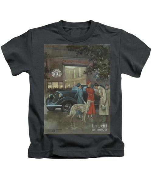 Studebaker #8704 Kids T-Shirt