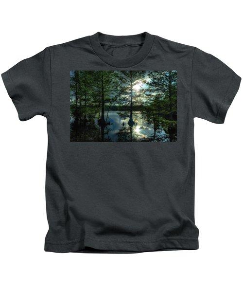 Stumpy Lake Kids T-Shirt