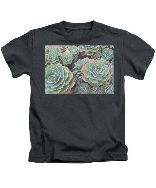 Succulent 2 Kids T-Shirt