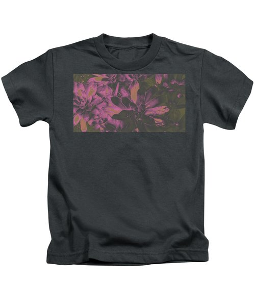 Succulents #3 Kids T-Shirt