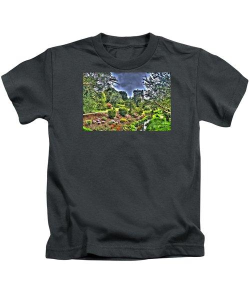 Summer Blarney Garden Kids T-Shirt
