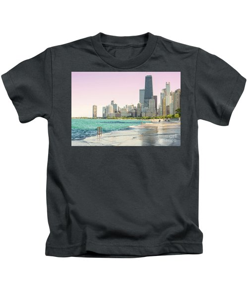 Summer In The City Kids T-Shirt