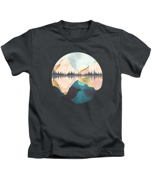 Summer Reflection Kids T-Shirt