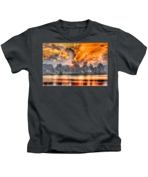 Summer Sunrise Number 1 - 2019 Kids T-Shirt
