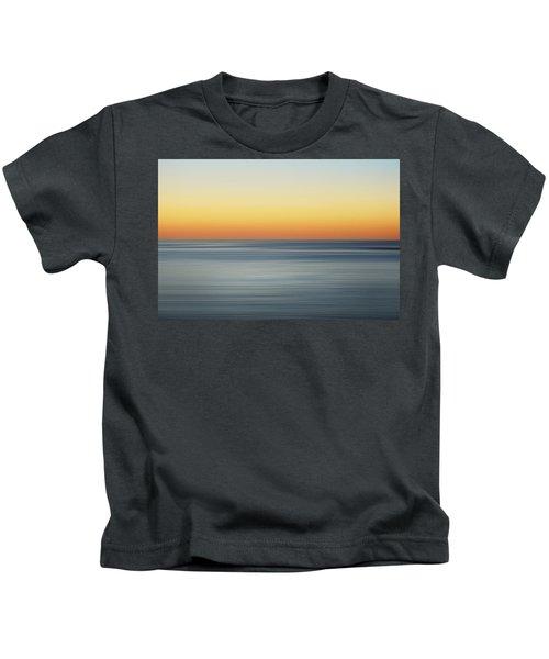 Summer Sunset Kids T-Shirt
