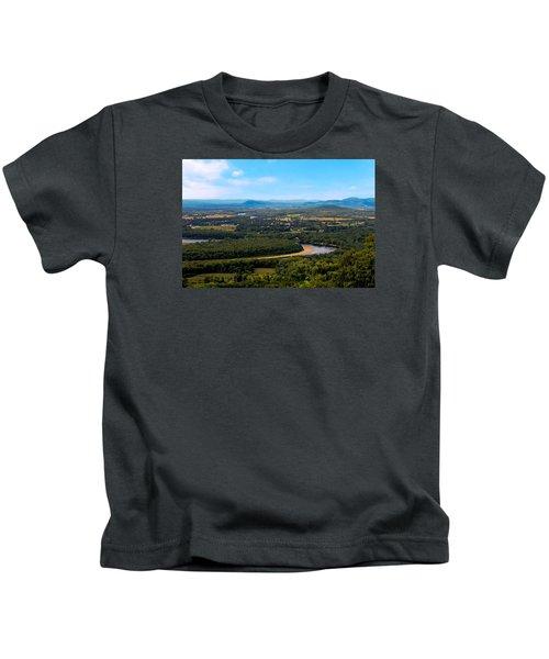 Summit House View Kids T-Shirt