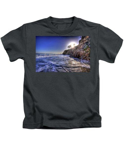 Sun And Sea Kids T-Shirt
