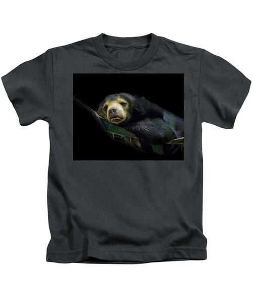 Sun Bear Kids T-Shirt