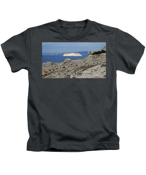 Sun Kissed Island Kids T-Shirt