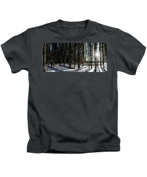 Sundial Forest Kids T-Shirt