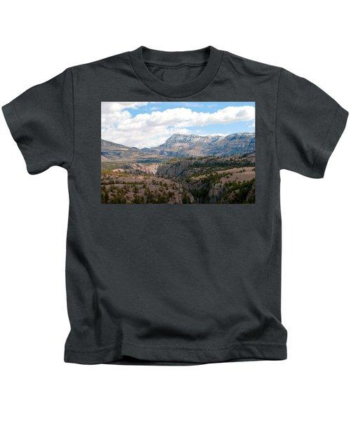 Sunlight Creek Of Wy Kids T-Shirt