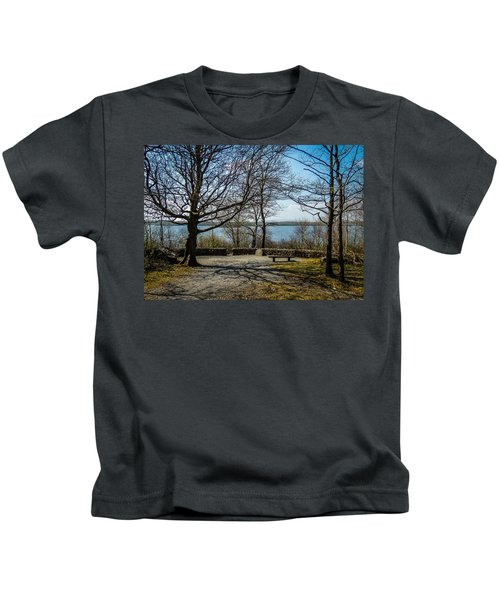 Sunny Afternoon At Lough Coole Kids T-Shirt