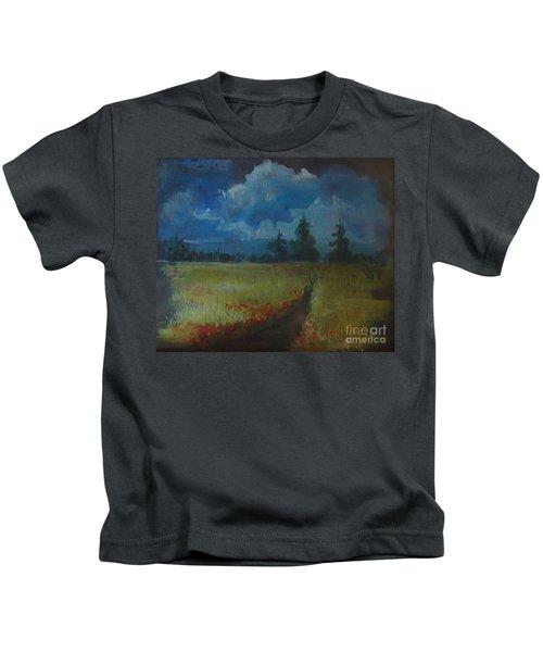 Sunny Field Kids T-Shirt
