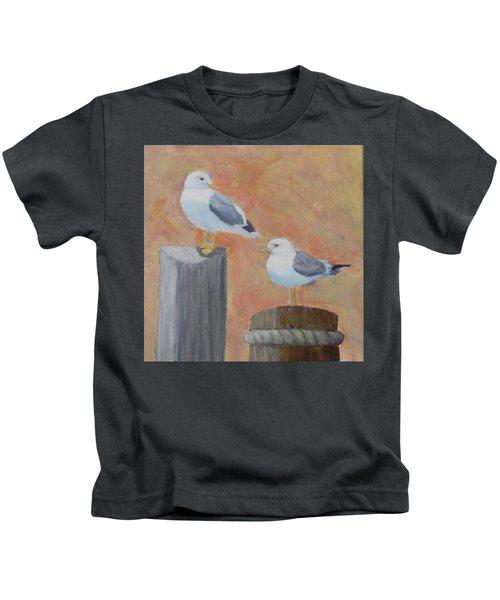 Sunrise Delight Kids T-Shirt